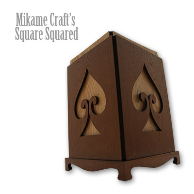 Murphy's Magic Supplies, Inc. Presents Square Squared by Mikame - Trick