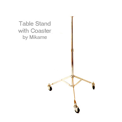 Table Stand with Casters by Mikame - Trick
