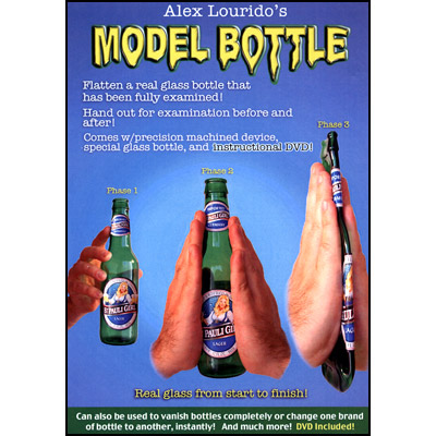 Model Bottle by Alex Lourido - Trick