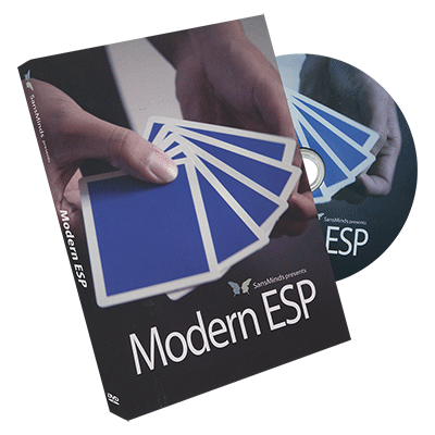 Modern ESP (DVD and Gimmick) by SansMinds - DVD