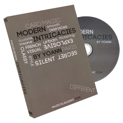 Modern Intricacies by Yoann - DVD