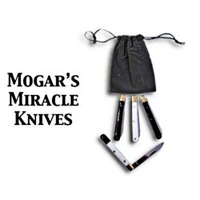 Mogars Miracle Four Knife Routine - Trick