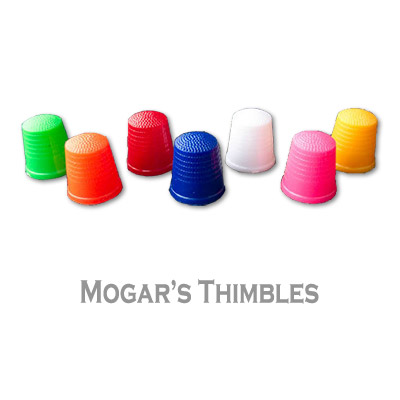 Mogar's Thimbles (MIXED pack of 10) by Joe Mogar - Trick