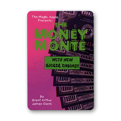 The Money Monte by Magic Apple - Trick