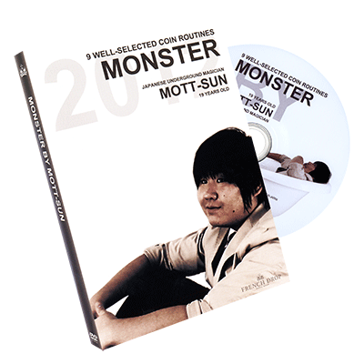 Monster by Mott-Sun - DVD