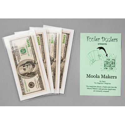 Moola Makers - Daryl