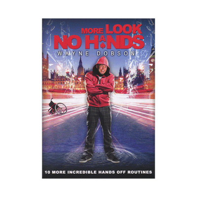 Look No Hands Vol. 2 by Wayne Dobson - Book