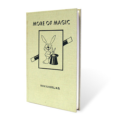 More Of Magic by Frank Blaisdell  - Book