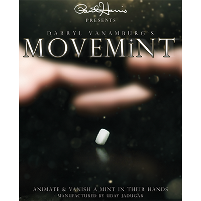 Paul Harris Presents Movemint by Darryl Vanamburg - DVD