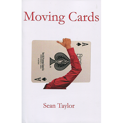 Moving The Cards by Sean Taylor - Book