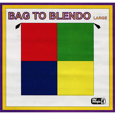 Bag to Blendo (Large / stage) -  - Mr. Magic