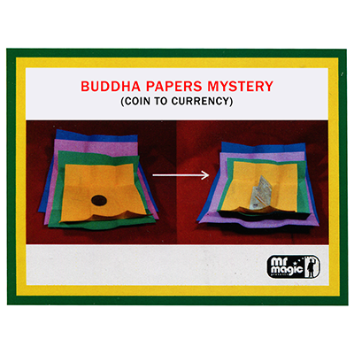Buddha Papers Mystery - Mr Magic