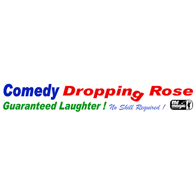 Comedy Drop Rose - Mr. Magic