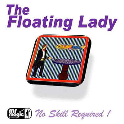 Foating Lady - Mr. Magic
