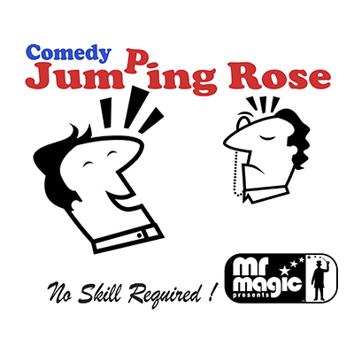 Jumping Rose by Mr. Magic - Trick
