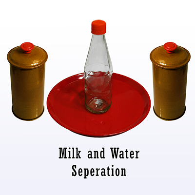 Milk and Water Separation by Mr. Magic - Trick