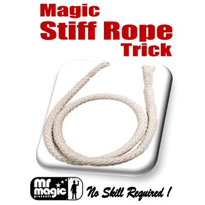 Stiff Rope by Mr. Magic - Trick