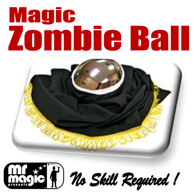 Zombie Ball (con folard & Accesorio) - Mr. Magic