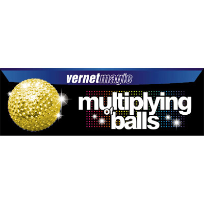 Multiplying Balls (GOLD) by Vernet - Trick