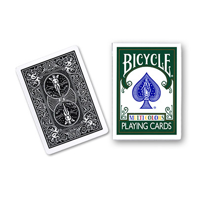 Multicolored Bicycle Deck by US Playing Card Company - Trick