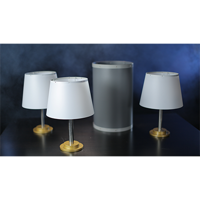 Multiplying Table Lamp (white)  - Trick