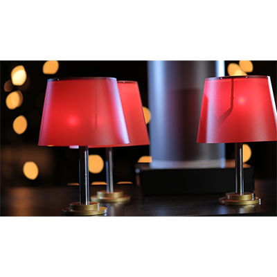 Multiplying Table Lamp (Red)  - Trick