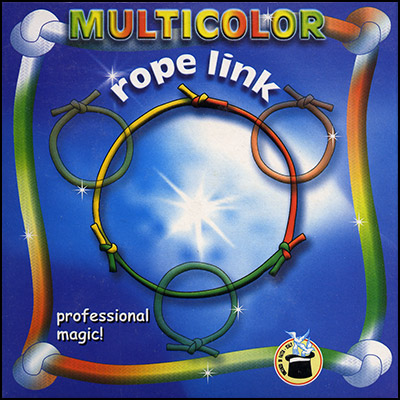 Multicolored Rope Link - Vincenzo DiFatta
