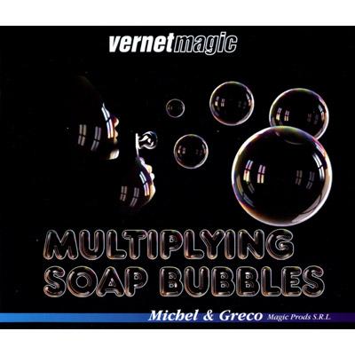 Multiplicacion de Burbujas de Jabon - Vernet