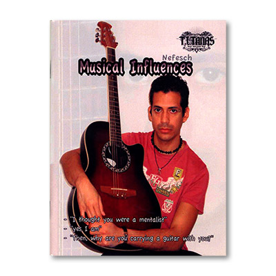 Musical Infuences by Nefesch and Titanas - Book