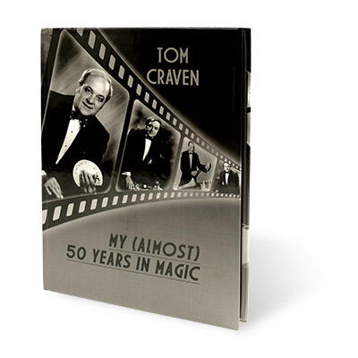 My (Almost) 50 Years in Magic by Tom Craven - Book