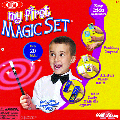 My First Magic Set (0C486) by Ideal  - Trick