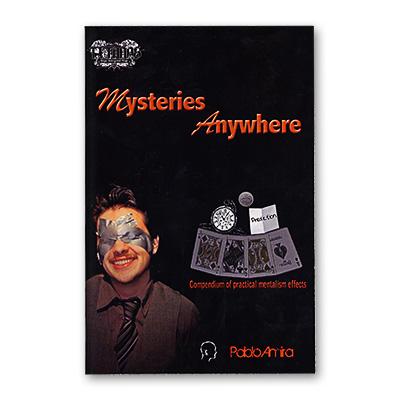 Mysteries Anywhere - Pablo Amira and Titanas - Libro de Magia
