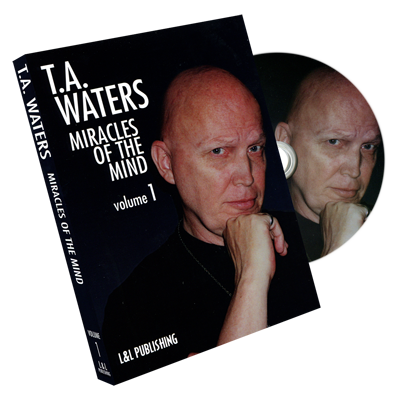 Mysteries of the Mind Vol 1 by TA Waters - DVD