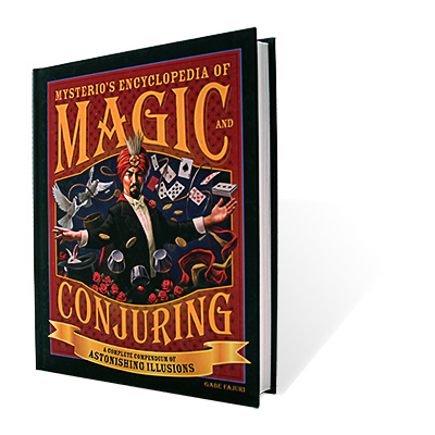 Mysterio's Encyclopedia of Magic and Conjuring - Book