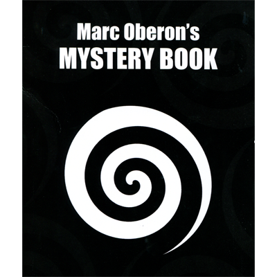 Mystery Book by Marc Oberon - Trick