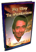 My Way to Mentalism book