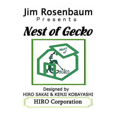 The Nest of Gecko (Left Handed) by Hiro Sakai - Trick