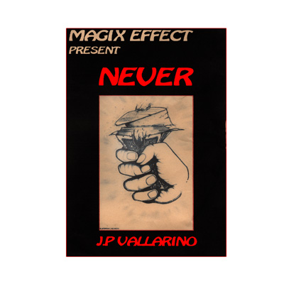 Never by J.P. Vallarino - Trick