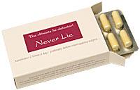 Never Lie trick