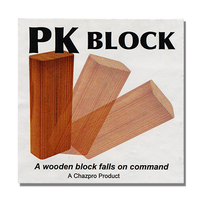 New PK Block (Complete) - Chazpro Magic