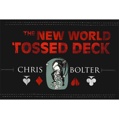 New World Tossed Deck by Christopher Bolter - Trick