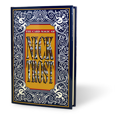 Card Magic of Nick Trost - Book