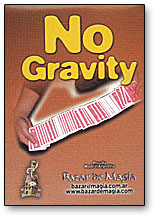 No Gravity by Bazar de Magia - Trick