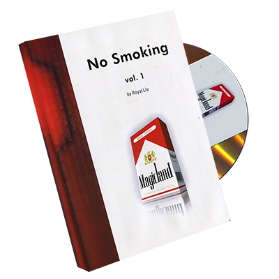 No Smoking (Volume 1) by Royal Liu & Magicland - DVD