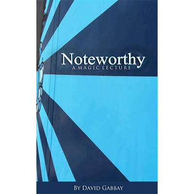 Noteworthy by David Gabbay - Book