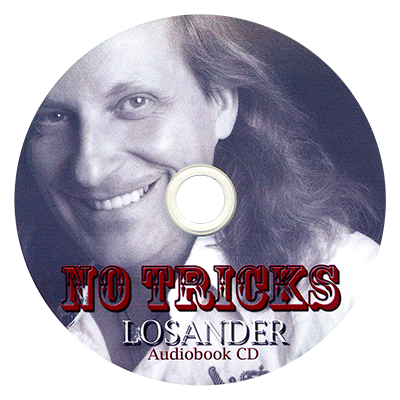 No Tricks - Losander - Audio CD