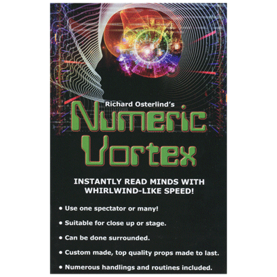 Numeric Vortex by Richard Osterlind - Trick