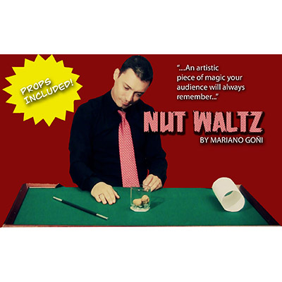 Nut Waltz (with Gimmicks) by Mariano Goni - Trick