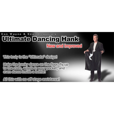 New Version Ultimate Dancing Hank by Sean Bogunia - Trick