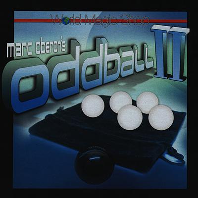 Odd Ball 2 (DVD and Gimmicks) by Marc Oberon